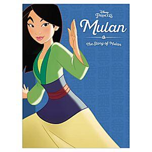 Mulan: The Story of Mulan Book