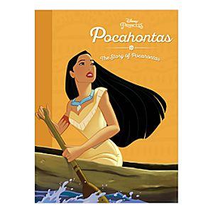 Pocahontas: The Story of Pocahontas Book