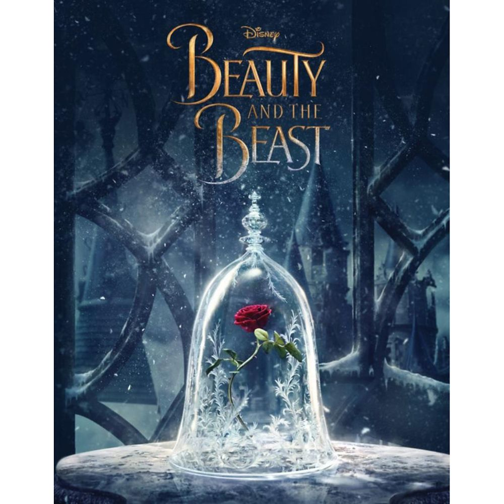 Beauty and the Beast Book – Live Action Film