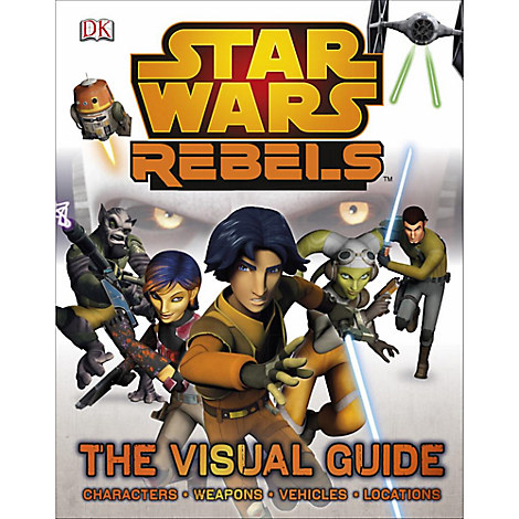 Star Wars Rebels: The Visual Guide Book
