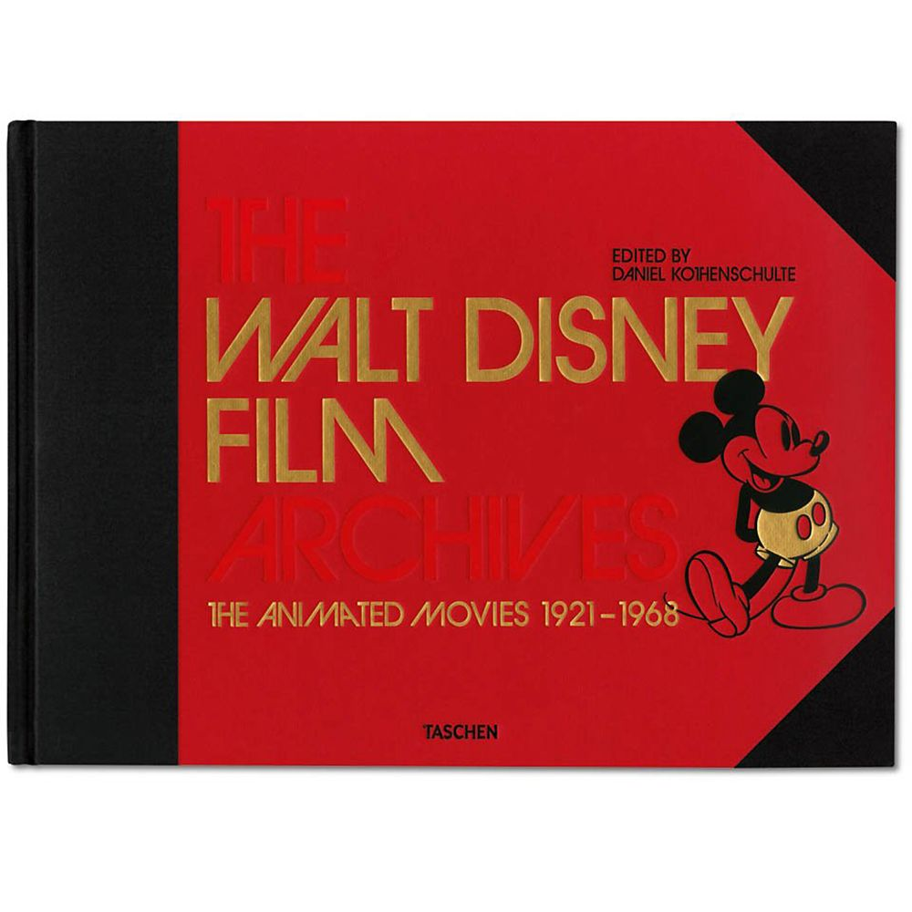 The Walt Disney Film Archives: The Animated Movies 1921  1968 Book
