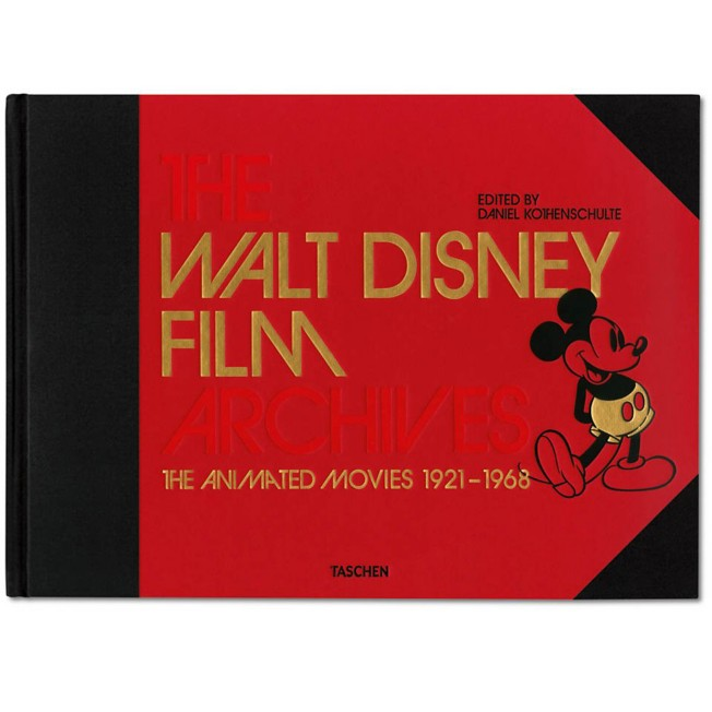 The Walt Disney Film Archives: The Animated Movies 1921 – 1968 Book