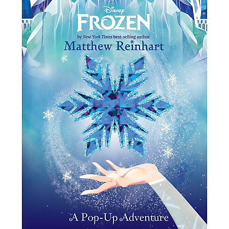 Frozen: A Pop-Up Adventure Book