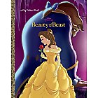 Beauty and the Beast - Big Golden Book