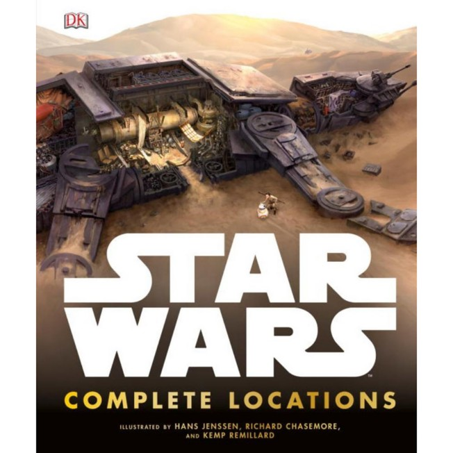 Star Wars: Complete Locations Book