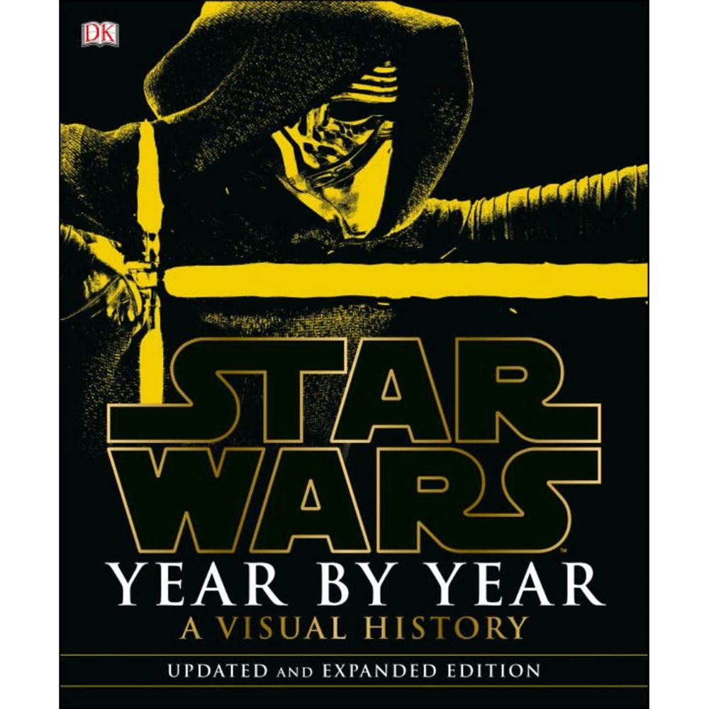 Star Wars: Year by Year Book