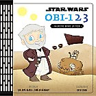 Star Wars: Obi - 1 2 3 Book