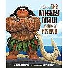 Disney Moana: The Mighty Maui Makes a Friend