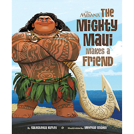 Disney Moana: The Mighty Maui Makes a Friend