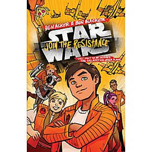 Star Wars: The Force Awakens: Join the Resistance Book 7741055952060P