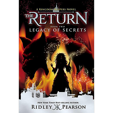 Kingdom Keepers: The Return Book Two - Legacy of Secrets