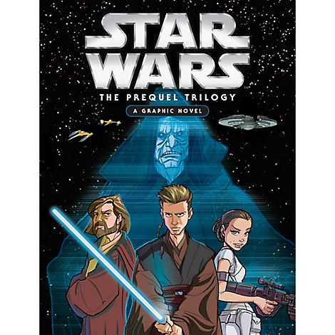 Star Wars The Prequel Trilogy Book