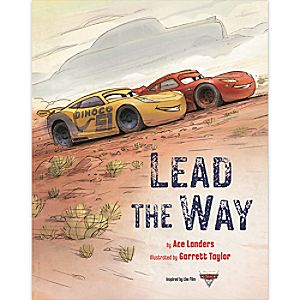 Cars 3: Lead the Way Book