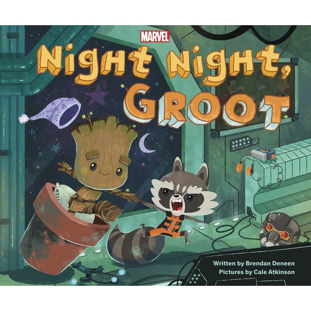 Night Night Groot Book Official shopDisney