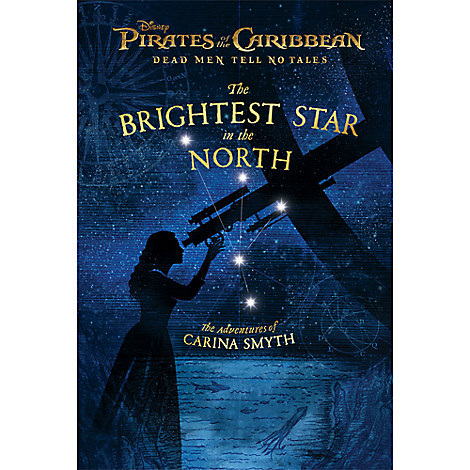 Pirates of the Caribbean: The Brightest Star in the North Book