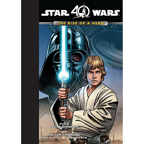 Star Wars: The Rise of a Hero Book