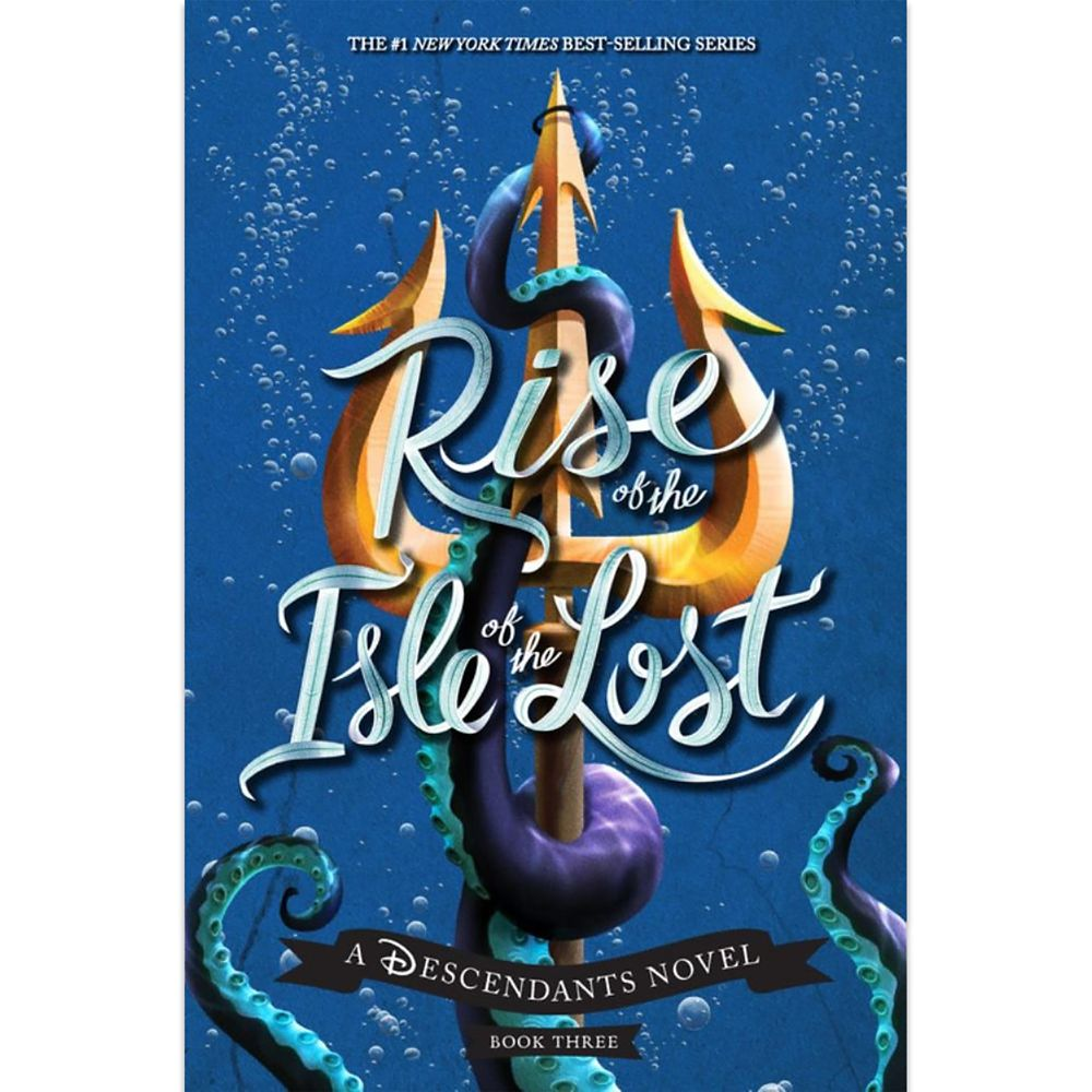 Descendants: Rise of the Isle of the Lost Book