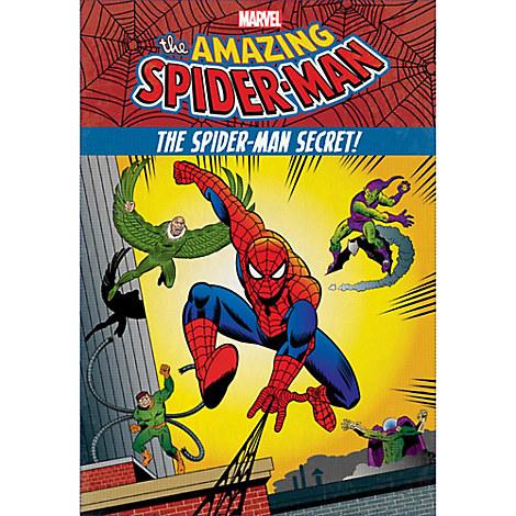 The Spider-Man Secret Book