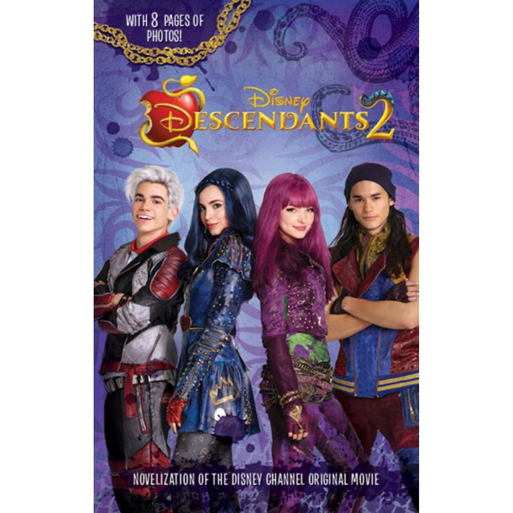 Descendants 2 Book