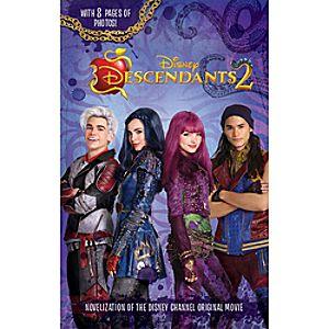 Descendants 2 Book