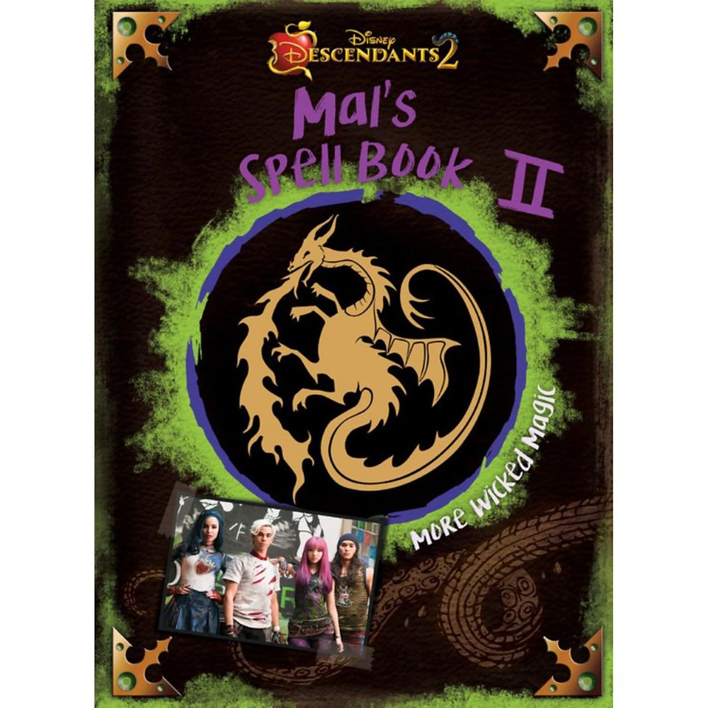 Descendants 2: Mal's Spell Book II