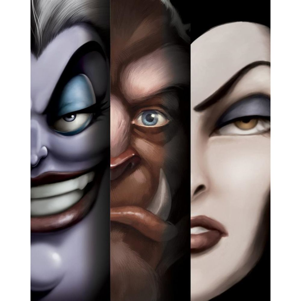 Villains by Serena Valentino Book Set