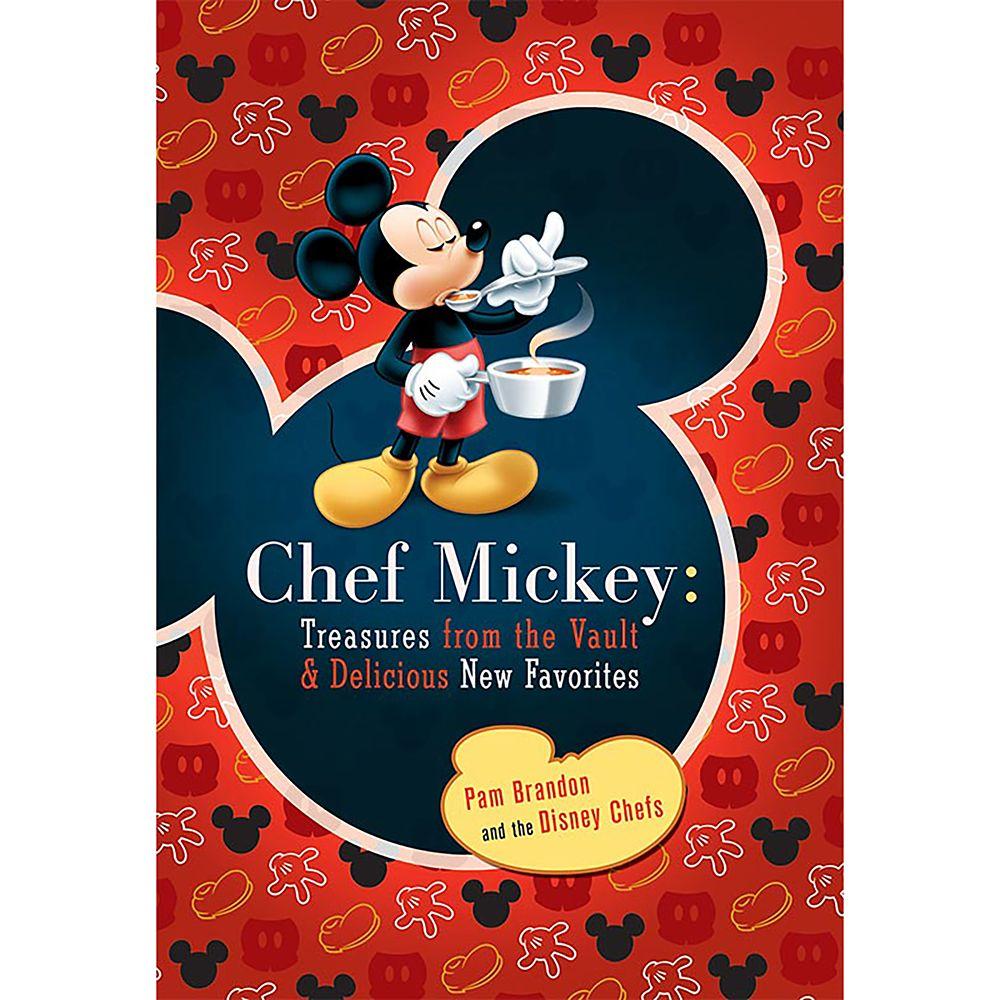 Chef Mickey Book