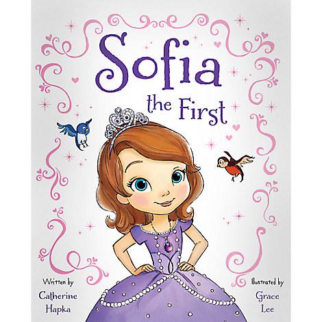 Sofia the First Book