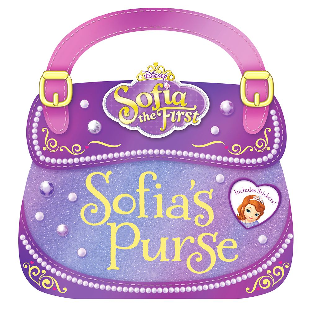 Sofia the First: Sofia's Purse Book