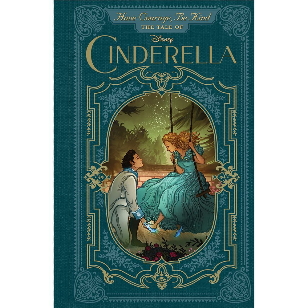 Have Courage, Be Kind: The Tale of Cinderella Book Official shopDisney