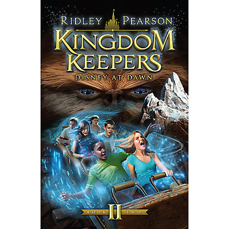 Kingdom Keepers: Disney at Dawn - Book Two