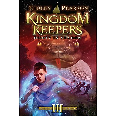 Kingdom Keepers: Disney in Shadow - Book Three