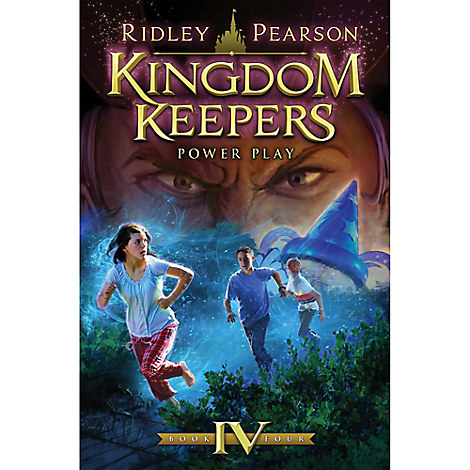 Kingdom Keepers: Power Play - Book Four