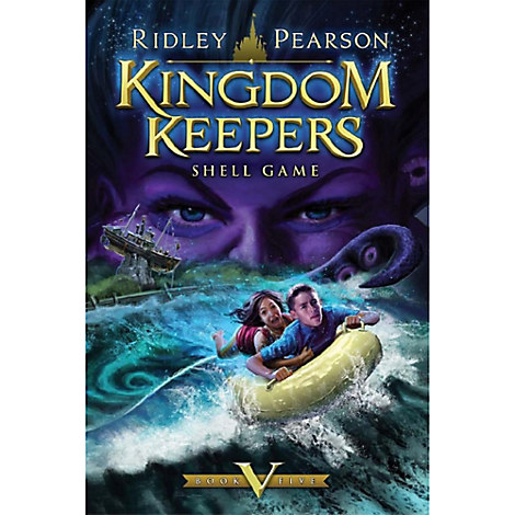 Kingdom Keepers: Shell Game - Book Five