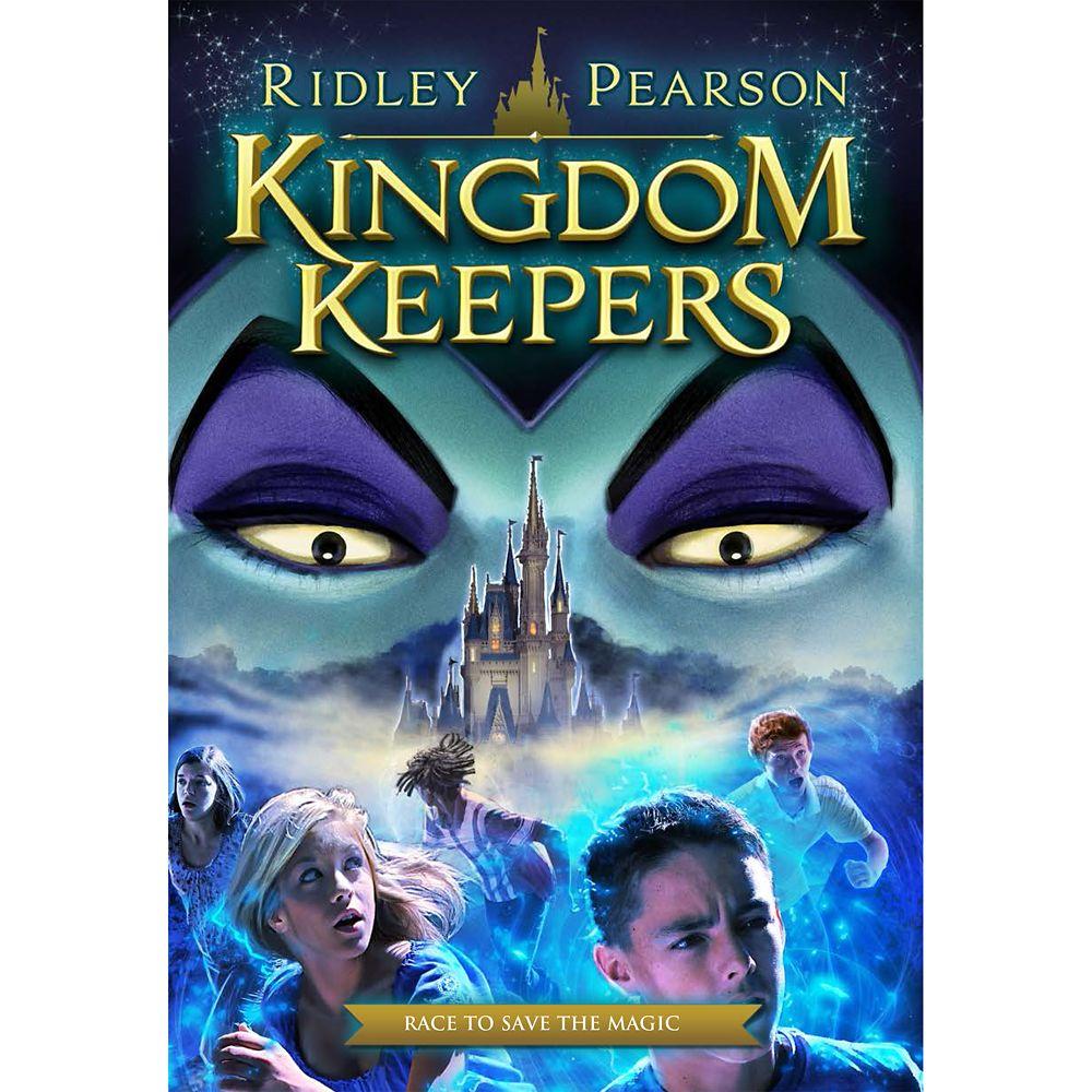 Kingdom Keepers: Race to Save the Magic Box Set