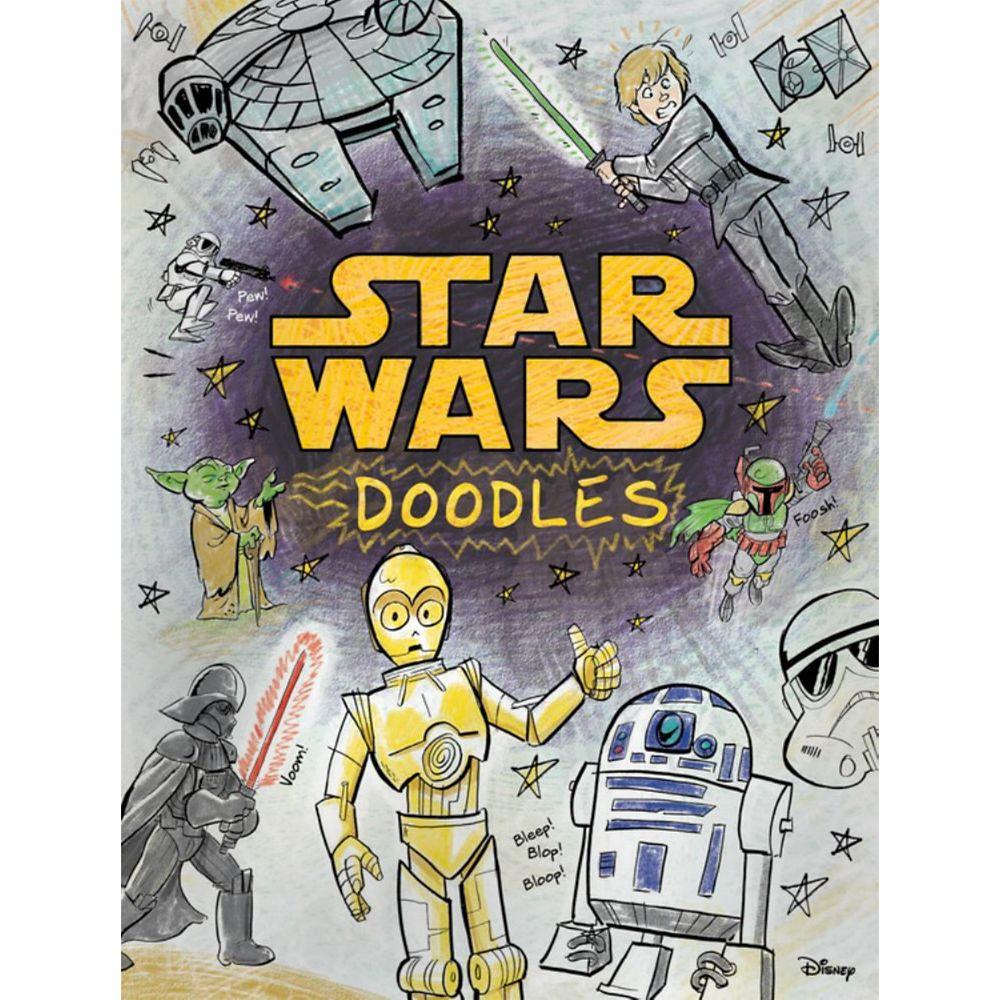 Star Wars Doodles Book Official shopDisney