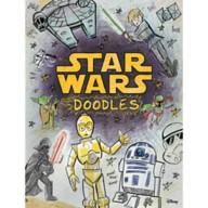 Star Wars Doodles Book