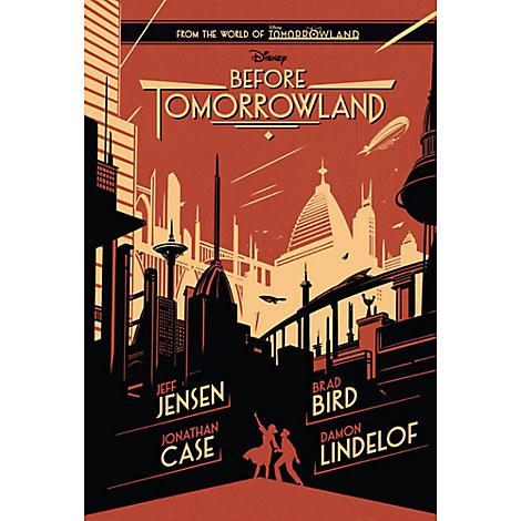 Before Tomorrowland Book