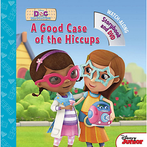 Doc McStuffins: A Good Case of the Hiccups Book