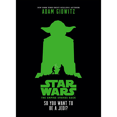 Star Wars: The Empire Strikes Back - So You Want to Be a Jedi? Book