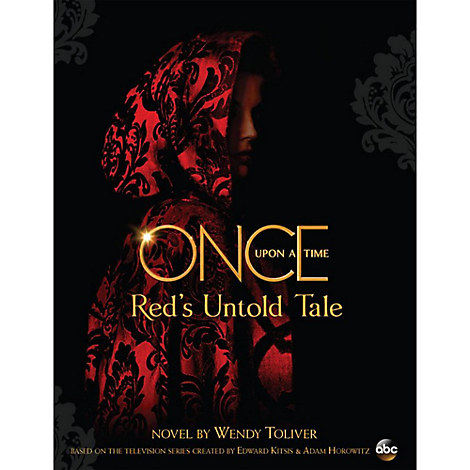 Once Upon a Time: Red's Untold Tale Book