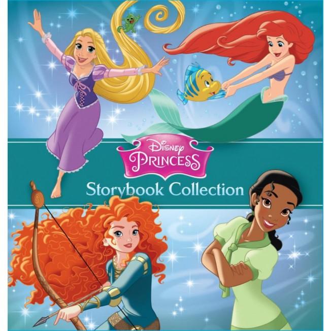 Disney Princess Storybook Collection – 4th Edition