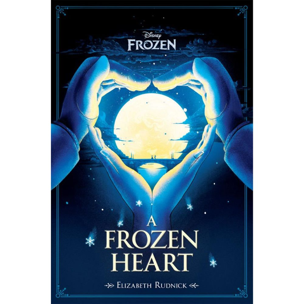Frozen: A Frozen Heart Book