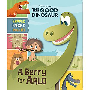 The Good Dinosaur: A Berry For Arlo Book