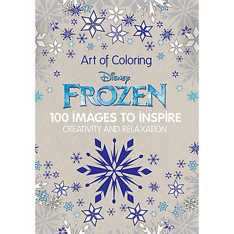 Frozen: Art of Coloring Book