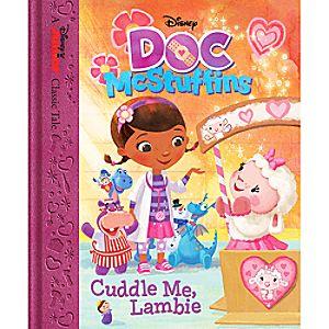 Doc McStuffins: Cuddle Me, Lambie Book 7741055952311P