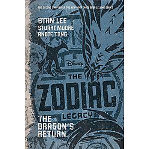 The Zodiac Legacy: The Dragon's Return Book