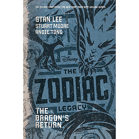The Zodiac Legacy: The Dragon's Return Book