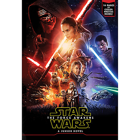 Star Wars: The Force Awakens Junior Novel - Deluxe Edition