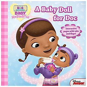 Doc McStuffins: A Baby Doll for Doc